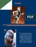 En La Mitología Griega, Aquiles, Nieto De