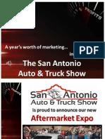 2015 SAAS Aftermarket Expo Deck