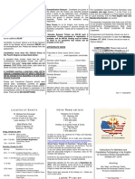 Fall 2015 Exemplification Package