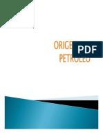 Presentacion Origen Del Petroleo
