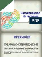 Caracterizacion de Carbones Bituminoso
