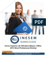 Curso Superior Office Online
