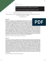 Mecanismos Fisiológicos de La Termorregulación en Animales de Producción