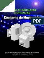 Manual Sensores de Movimento