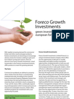 Foreco Growth Investments