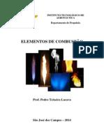 Elementos de Combustão Apostila