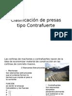 Estructuras Hidraulipas Clasificacion Contrafuertes Parte Uriel