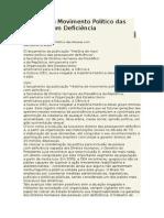 História do Movimento Político das Pessoas com Deficiência no Brasil.docx