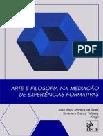 Arte e Filosofia Na Mediação de Experiências Formativas Contemporâneas