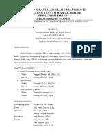 Proposal PSB - 2015