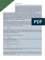 Tutorial de Transformaciones Matriciales y Marices de Rotacion