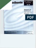 DVD Gradiente