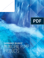 Fairbanks Nijhuis Municipal Pump Products