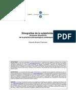Subjetividad y Etnografía
