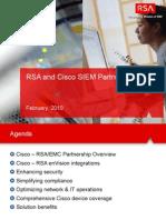 Cisco-rsa Envision Integration Customer Deck (1)