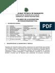 SÍLABO Pedagogia - Didactica