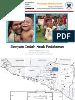Stimulasi, Deteksi, Intervensi Dini Tumbuh Kembang (SDIDTK) Mendukung Pola Asih, Asah dan Asuh Anak di Kabupaten Mimika Papua