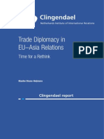 Trade Diplomacy in EU-Asia Relations - Clingendael Report (Sept 2014)