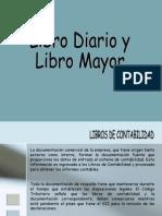 Libro Diario y Libro Mayor