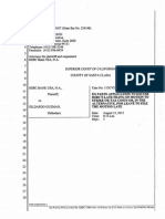 Guzman Exparte Application to Excuse Late Filing of Costs 8-15-15