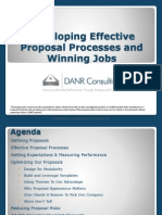 Roessler - Developing Effective Proposal Processes and Winning Jobs