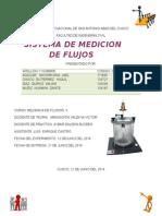 F-II  MECANICA DE FLUIDOS