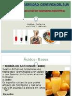 Acido Bases PH UCV 2014