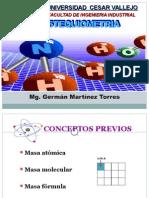 ESTEQUIOMETRIA Quimica General.ppt UCV 2014