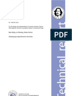 On the Design and Implementation of a Generic Number Type for Real Algebraic Number Computations Based on Expression Dags