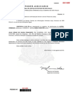 Certidão de Distribuição Criminal 14-08-15