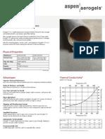 Pyrogel XT - Data Sheet