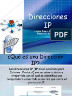 Direcciones IP y mas