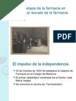 Tercera etapa de la farmacia en México.pptx