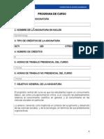 Programa Epistemología