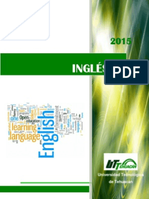 Manual De Ingles 4 Verbo Adjetivo