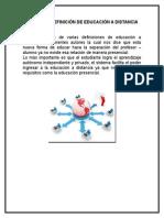 HACIA UNA DEFINICIÓN DE EDUCACIÓN A DISTANCIA tarea 2.docx