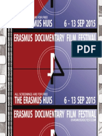 Erasmus Doc Fest Program Book