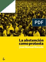 Abstencion_Protesta