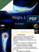 Fiba Regla Basquetball