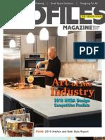 Drury Design Featured in NKBA Profiles Magazine Winter 2010