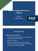 Infeksi Fungal - YLI