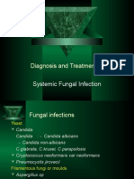 Fungal Infection - MEG
