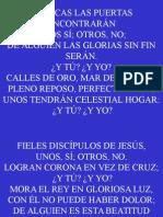 Himno 125;Francas Las Puertas