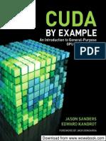 CUDA by Example Addison Wesley Jul 2010