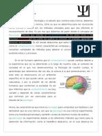 La Psicología Como Ciencia. Antecedentes