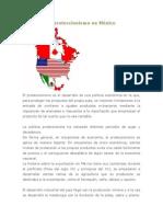 El Proteccionismo en México