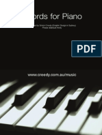 All Piano Chords