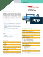Abrasive Service Flow Meter