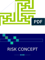 Risk and Risk Management Concept