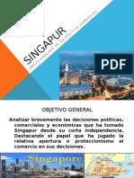 Singapur - Politica Comercial